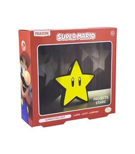Lampada Super Mario Bros Super Star