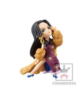 Mini Figure Banpresto Wcf One Piece: Boa Hancock