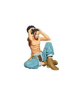 Figure Banpresto The Naked - 2017 One Piece Body Calendar: Usopp Version B