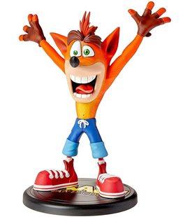 Crash Bandicoot Statuetta In Pvc - N. Sane Trilogy 23 Cm - Di First 4 Figures