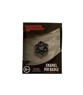 Paladone - Enamel Pin Badge - Dungeons & Dragons - D12