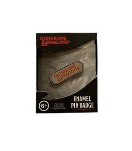 Paladone - Enamel Pin Badge - Dungeons & Dragons - Logo D&D