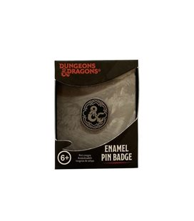 Paladone - Enamel Pin Badge - Dungeons & Dragons - Scudo A Forma Di &