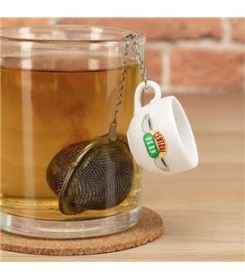 Friends - Central Perk - Paladone Products - Tv Series - Tea Infuser - Infusore Da Tè - 5 X 5 Cm