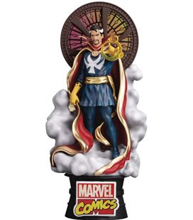 Dr. Strange - Doctor - Marvel - Avengers - Comics D-Stage 16 Cm Diorama - Action Figure - Pvc