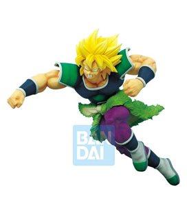 Banpresto - Dragon Ball Super - Super Saiyan Broly Z - Battle Figure - Action - 19 Cm - Pvc