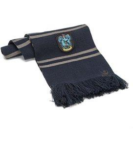 Cinereplicas - Harry Potter - Sciarpa - Licenza Ufficiale - Casa Corvonero - 190 cm - Blu e Grigio