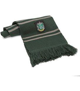 Cinereplicas - Harry Potter - Sciarpa - Licenza Ufficiale - Casa Serpeverde - 190 cm - Verde e Grigio