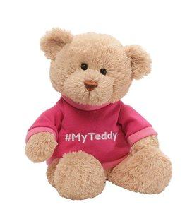 Gund - Peluche/Plush -My Teddy 28Cm