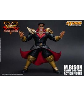 Street Fighter - Action Figure Mr. Bison - Storm Collectibles