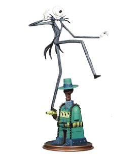 The Nightmare Before Christmas - Action Figure Oogie'S Lair Jack