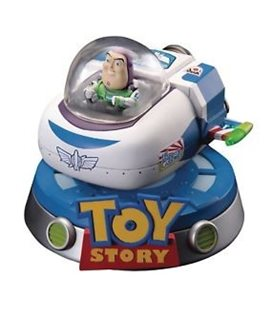Toy Story - Action Figure Buzz'S Spaceship Floating