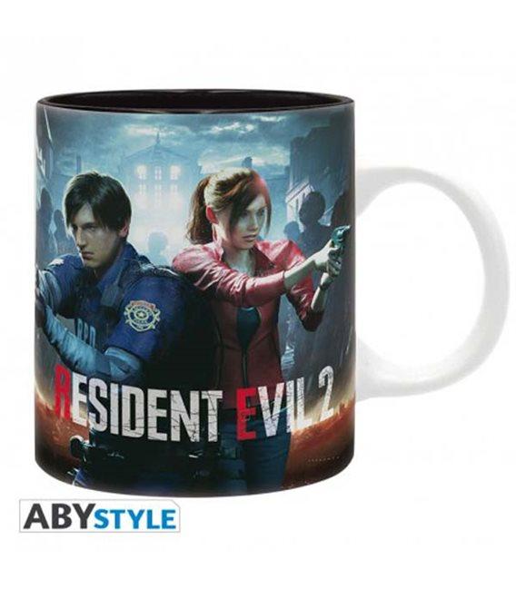 Resident Evil - Mug/Tazza 320Ml Re 2 Remastered
