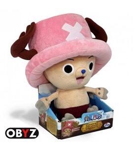 One Piece - Chopper - Peuche 30 Cm - Plush Toys - Vibrazione - Vibration - Ufficiale