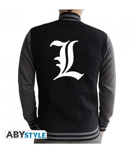 Death Note - Jacket/Giacca L (Size-Xl)