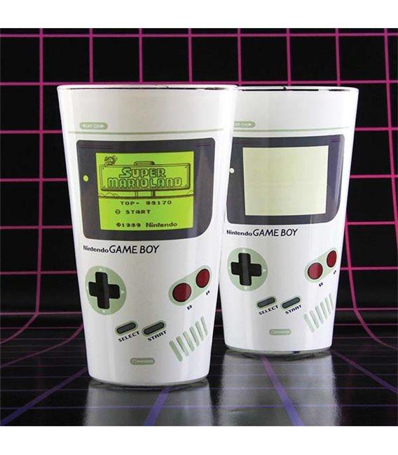 Nintendo - Glass Heat Change /Bicchiere Termico 400Ml Game Boy