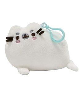 Pusheen The Cat - Peluche Mini White Seal/Mini Foca Bianca 15 Cm