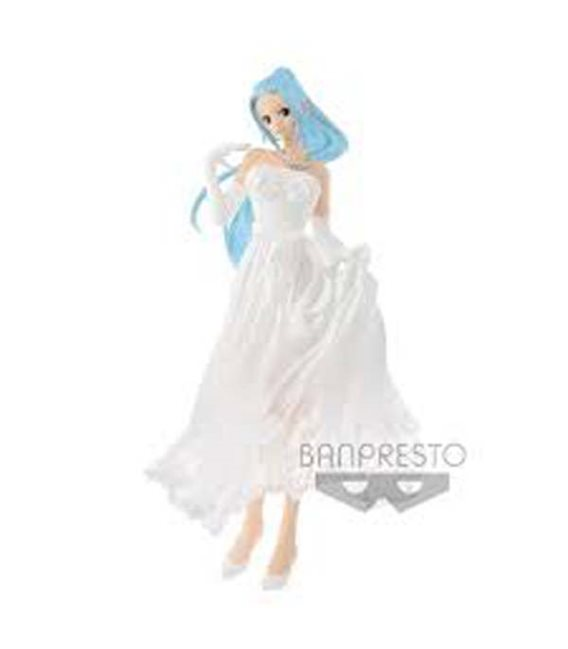 One Piece - Action Figure Lady Edge Nefertari Vivi Wedding Dress