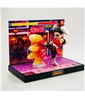 Street Fighter Ii - Diorama - Action Figures - Big Boys Toys - With Sounds And Lights - Luci E Suoni - Pvc - Chun Li Limited E