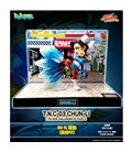 Street Fighter Ii - Diorama - Action Figures - Big Boys Toys - With Sounds And Lights - Luci E Suoni - Pvc - Chun Li