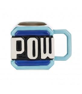 Super Mario Tazza Blocco Pow - Pow Block Mug 450 ml - Paladone