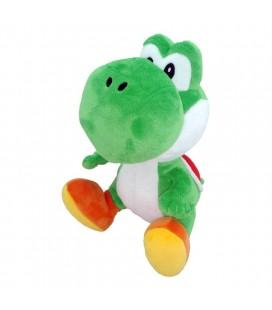 Peluche Yoshi Verde Di Super Mario Bros - Nintendo - 20 Cm - Abystyle