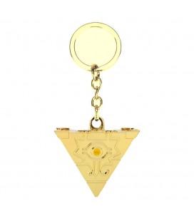 Portachiavi Con Piramide Dorata Del Millennio - Pidak Shop