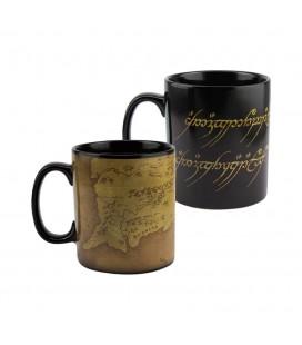 "Tazza da Caffè Termica ""Signore degli anelli"" 550 ml - Heat Change Mug The Lord of the Rings - Paladone"