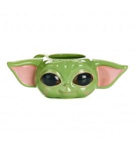 Tazza di Grogu The Child Baby Yoda Mandalorian The Bounty 300 ml - Paladone