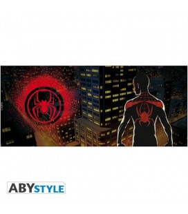 """Tazza Spiderman """"Street Miles Morales"""" - 320 ml - Abystyle"""