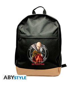 One Punch Man - Backpack/Zaino - Saitama