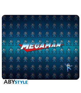 Megaman - Mousepad - Die And Retry